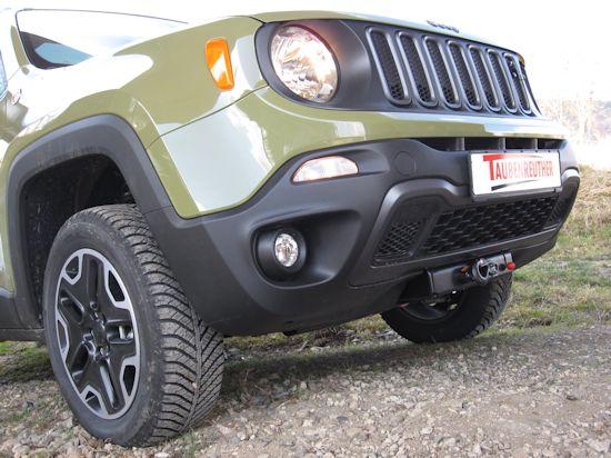 seilwinden set jeep renegade trailhawk mit warn provantage. Black Bedroom Furniture Sets. Home Design Ideas