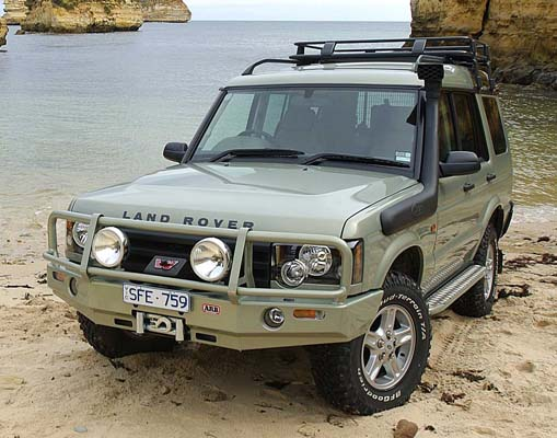 Arb Windensto Stange Discovery Ii 02 3432120 Land