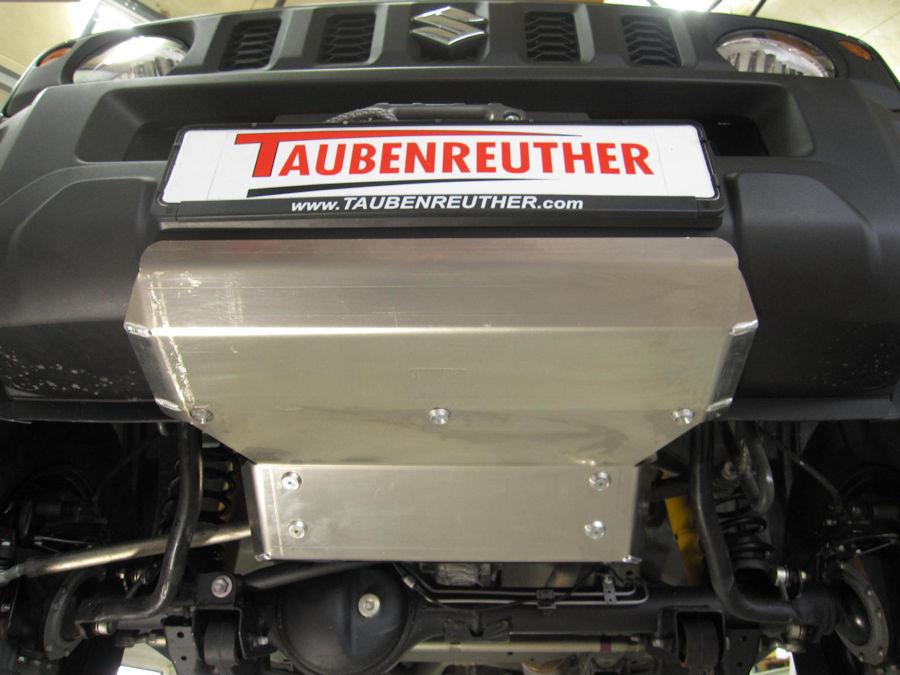 Unterfahrschutz Suzuki Jimny Gj Ab 2018 Motor Taubenreuther Gmbh