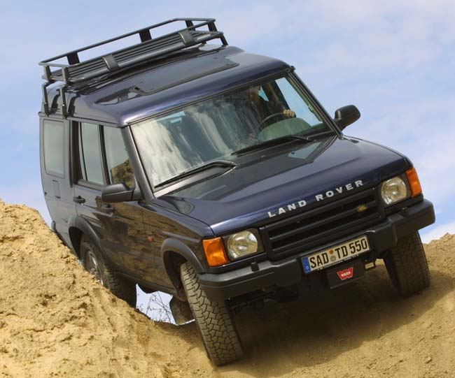 Arb dachtr ger deluxe 1100 x 1350 mm land rover for Discovery versand gmbh