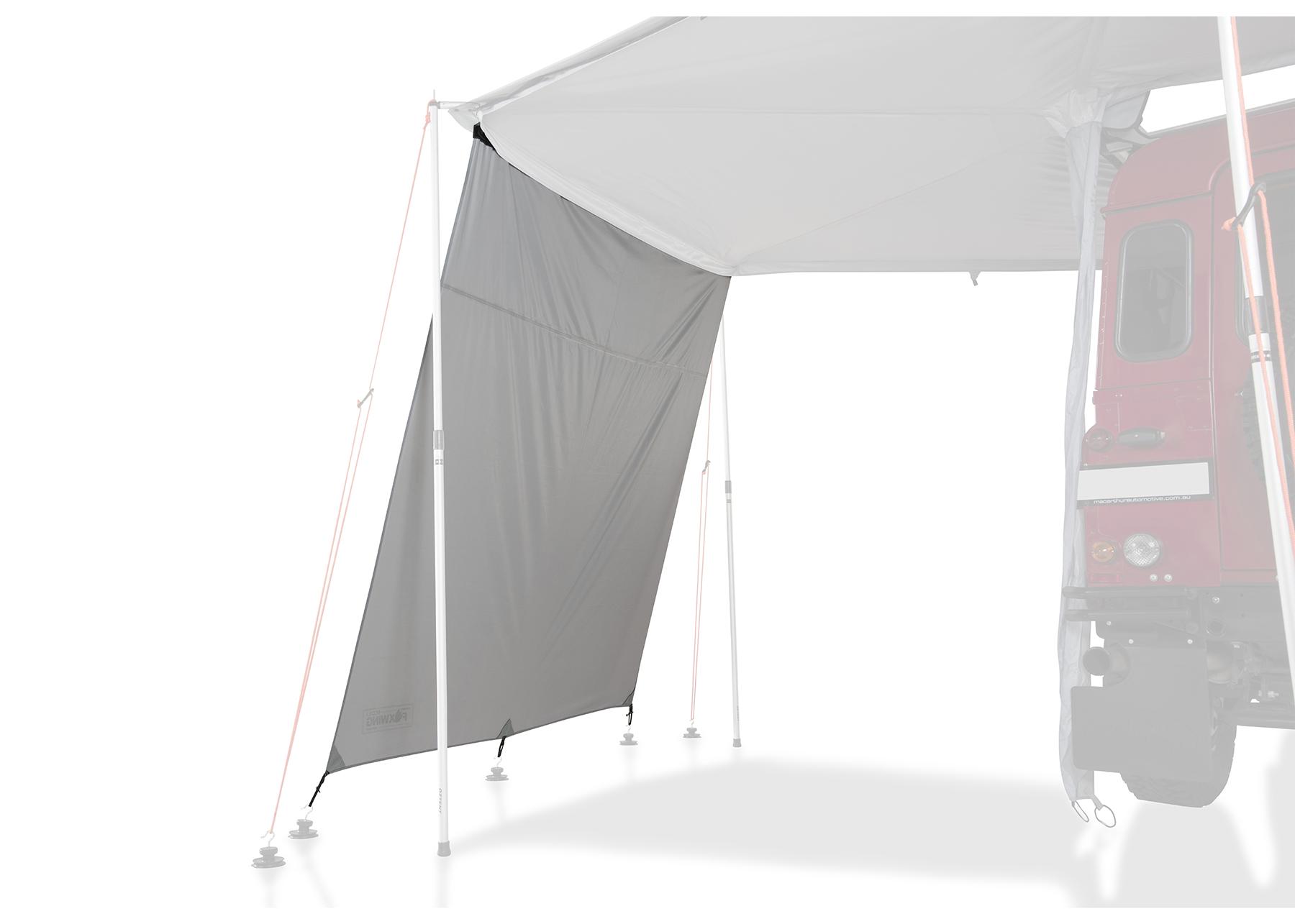rhino rack seitenteil f r foxwing eco markise taubenreuther gmbh. Black Bedroom Furniture Sets. Home Design Ideas
