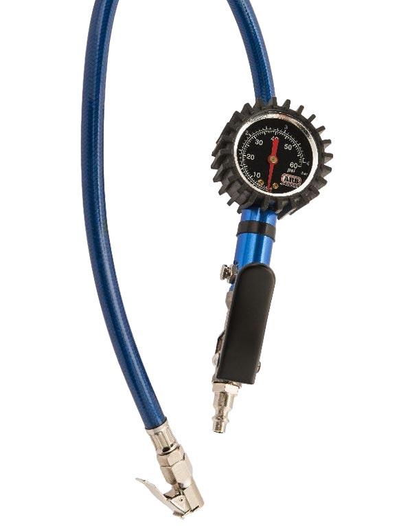 Reifenfüller mit analogem Barometer von ARB