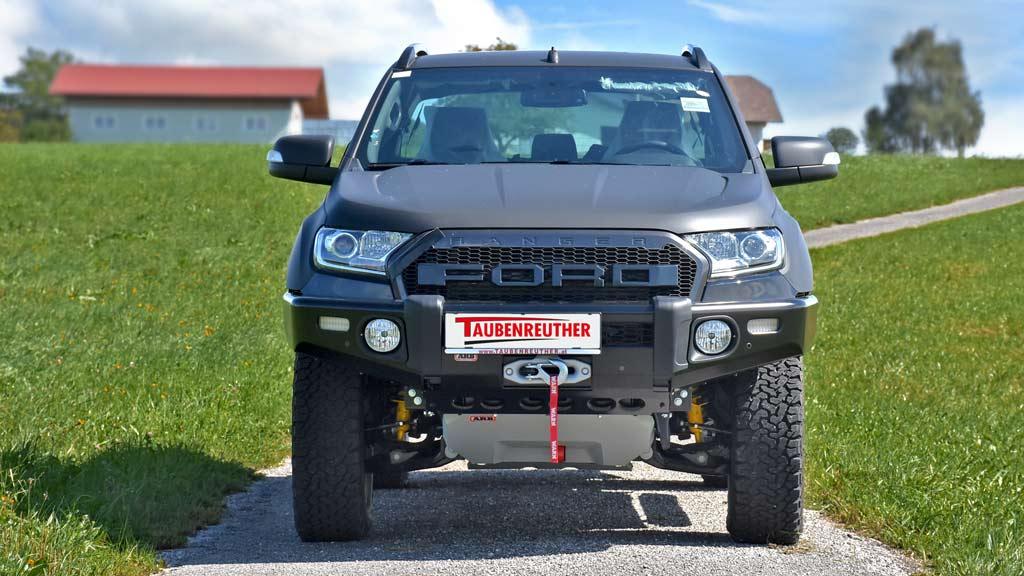 Taubenreuther Umbau Ford Ranger