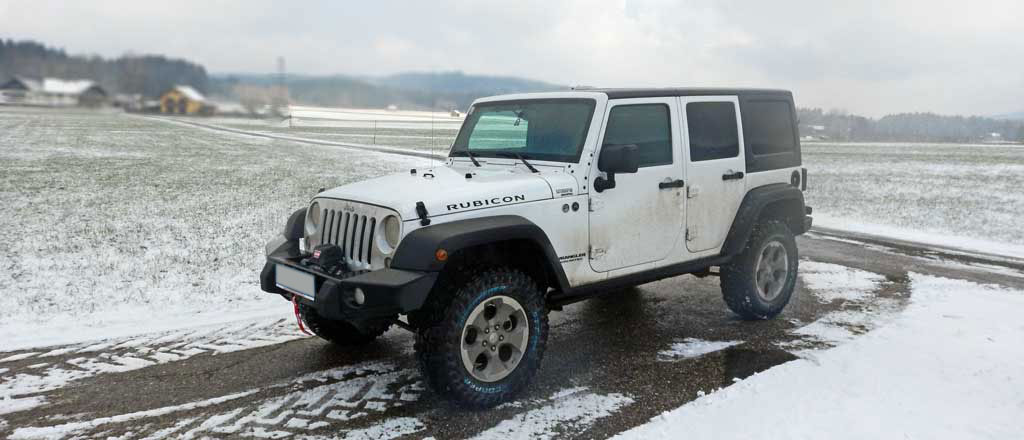 Taubenreuther Jeep Wrangler