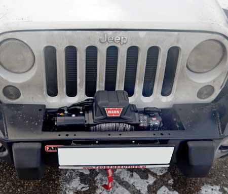 ARB Stoßstange Jeep Wrangler JK