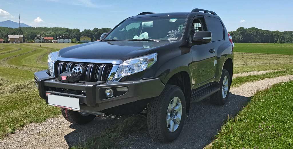 Taubenreuther Toyota Land Cruiser J15