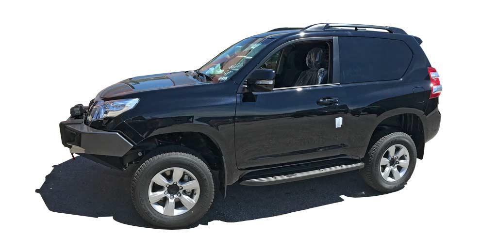 Taubenreuther Umbau Toyota Land Cruiser J15