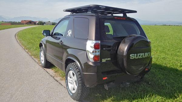 Suzuki Grand Vitara Dachträger