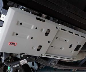 ARB Unterfahrschutz am VW Amarok