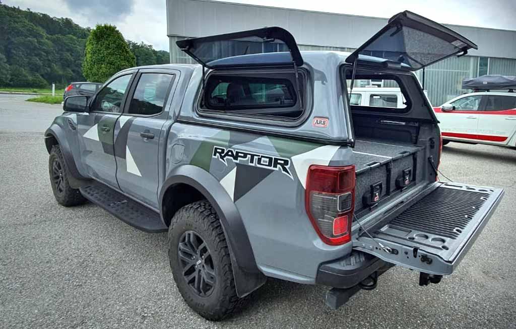 Ford Ranger Raptor Zubehör