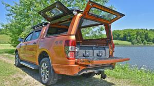Ford Ranger Umbaubeispiel 4