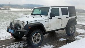Jeep Wrangler Umbaubeispiel 2