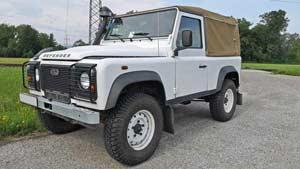 Land Rover Umbaubeispiel 2