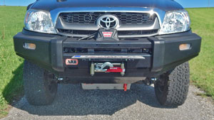 Toyota Hilux Umbaubeispiel 1