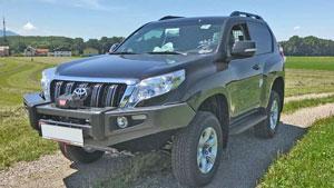 Toyota Land Cruiser Umbaubeispiel 1