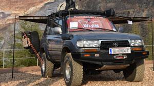 Toyota Land Cruiser Umbaubeispiel 3