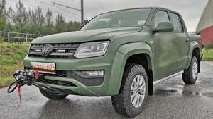 VW Amarok Umbaubeispiel 1