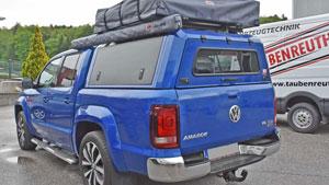 VW Amarok Umbaubeispiel 2